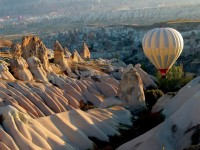 Hot Air Balloon Ride in Cappadocia