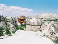 2 Days Cappadocia Tour from Istanbul ( by bus )