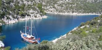 13 Dias de Excursión en Turquia Estambul, Efeso,Pamukkale, Fethiye,Crucero en Barco,Antalya, Capadocia