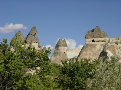 2 Days Cappadocia tour from Ephesus Area