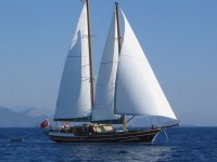 4 Days Boat Tour from Olympos to Fethiye
