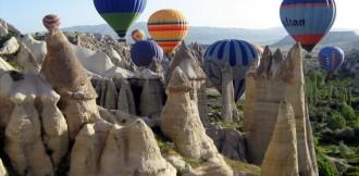 14 Dias na Turquia Istambul, Capadócia, Antalya, Cruzeiro de Barco, Fethiye, Pamukkale e Efeso