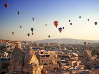 9 Dias na Turquia Istambul,Efeso, Pamukkale,Konya e Capadocia