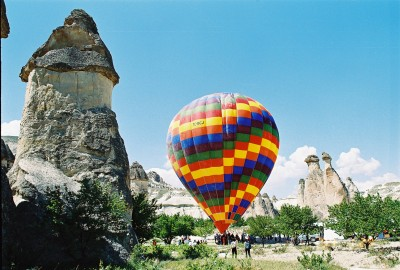 2 Days Cappadocia Tour from Ephesus ( by plane )